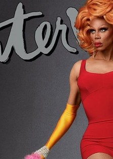 RuPaul  rocks The September Issue of INTERVIEW Magazine by  Ethan James Green.